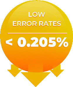 low-error-rate